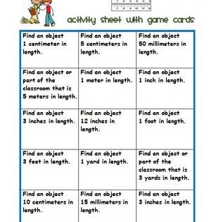 1000 Ideas About Measurement Activities On Pinterest Math Measurement Activities Math Measurement 2nd Grade Math