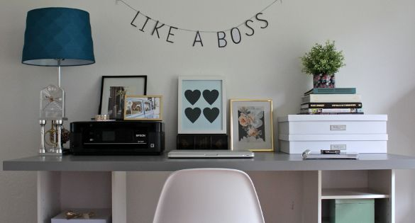 10 Ways to Spruce Up Your Home Office