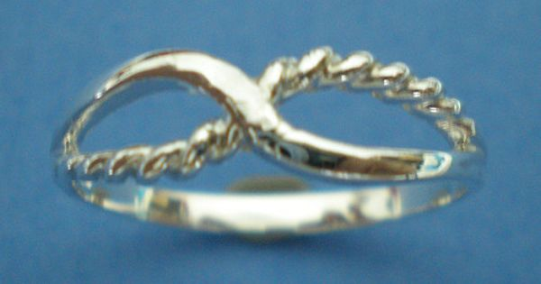 Endless Relationship Infinity Silver Ring for by yhtanaff on Etsy, $22.00