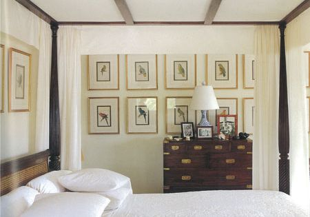 Plantation Style India Bedrooms And British Colonial