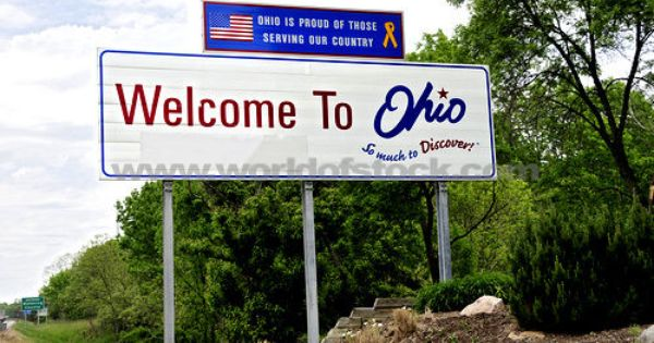 Pin By Brenda Moonier Jenkins On Where I Ve Been The Buckeye State Vacations To Go State Signs