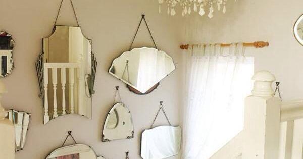 Well placed mirrors miroir wells et parois de miroir for Miroir obsidienne