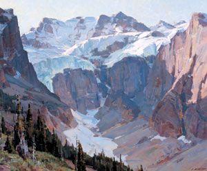 Clyde Aspevig Art Mountain Landscape Painting Landscape Paintings Oil Painting Landscape