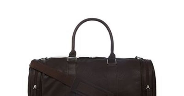 Red Herring Brown Pu Gym Bag Debenhams Bags Man Bag Gym Bag