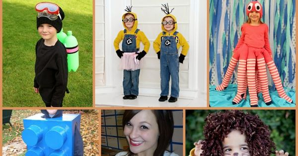 16 diy halloween costumes you can make in 10 minutes or for Quick halloween costumes for toddlers