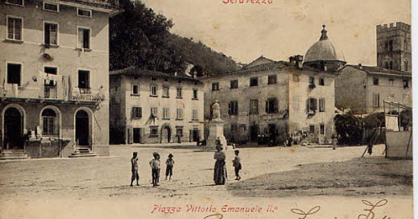 Seravezza 1 Jpg 46337 Byte Cartoline Italia Viaggi