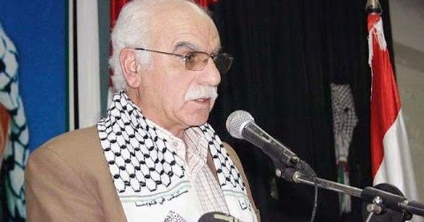 رفعت شناعة أمين سر حركة فتح في لبنان لقاء خاص Net Orient