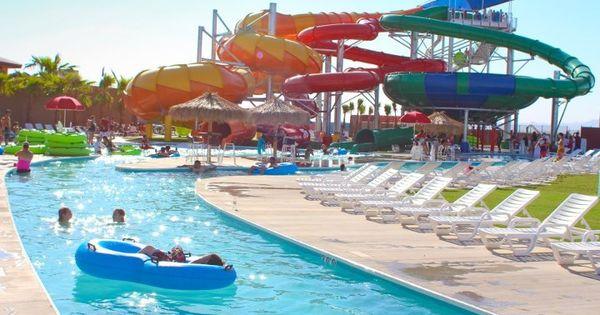 Waylons Water World Cool Water Fun In Yuma Az My