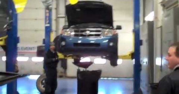 Brighton Ford Quick Lane Multi Point Inspection Video