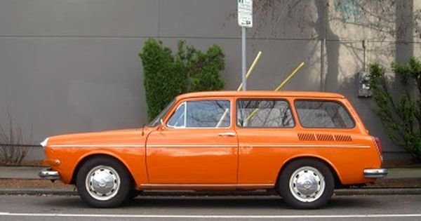 (got one in the driveway) 1970 Volkswagen Type 3 1500 Variant Squareback Wagon.