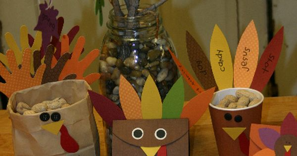 Turkey craft ideas