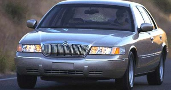 Front End Cross Over Body And Interior Grand Marquis Ford Lincoln Mercury Lux Cars