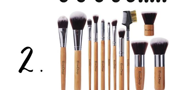 Beauty Steals Four Of The Highest Rated Makeup Brush Sets Avaialable On Amazon Makeup Brush Set Best Best Makeup Brushes Best Makeup Products