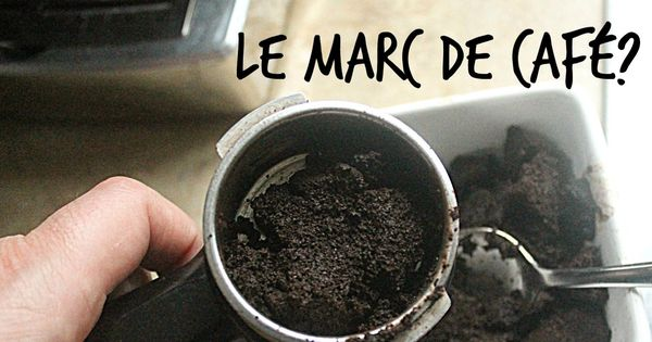 cinq fourchettes etc que faire avec le marc de caf