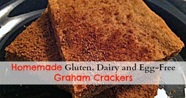... Free | Recipe | Crust recipe, Gluten free graham crackers and Homemade