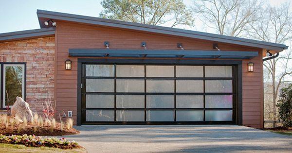 Jpeg Garage Outdoor Lighting Ideas Http Www Houzz Com Garage Doors Garage Door Design Contemporary Garage Doors