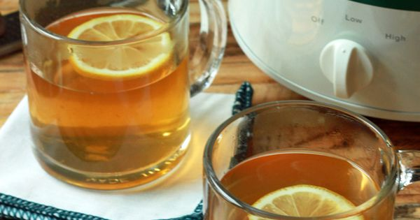 Hot toddy, Alton brown and Brown on Pinterest