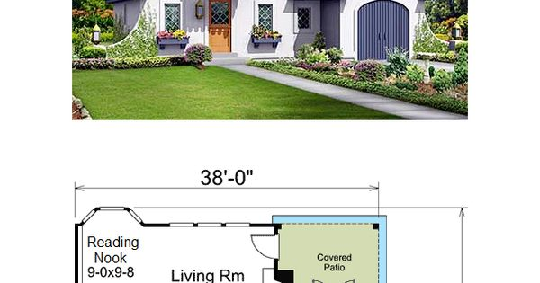 I love this little plan found here http www for Architecturaldesigns com house plan 56364sm asp