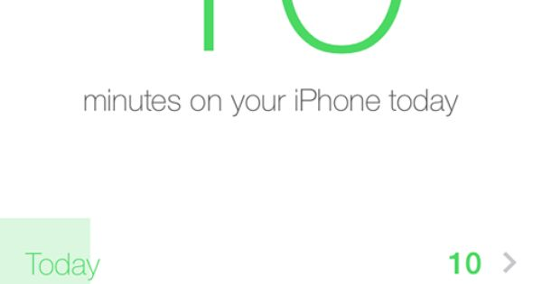 iphone 5 tracking settings