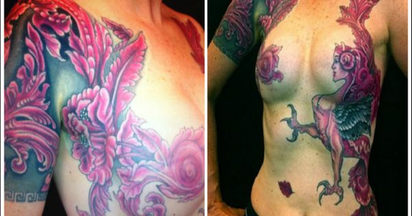 3d areola tattoo after mastectomy 40 awe inspiring for 3d nipple tattoo