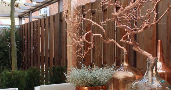 Styling voor eigen huis tuin door studio marijke schipper eigen huis tuin pinterest - Arbor pergola goedkoop ...