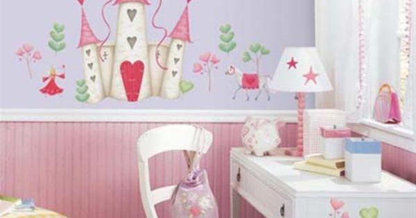 Vinilos infantiles para decorar habitaciones divertidas - Vinilos habitaciones bebe ...