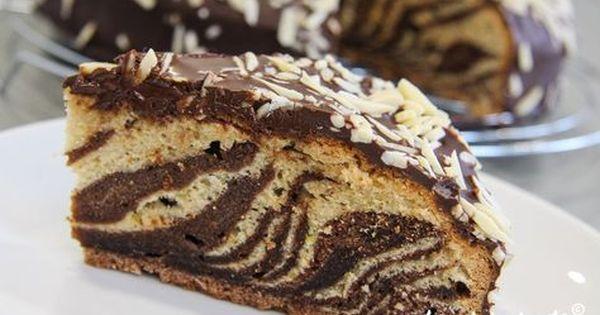 Zebrakuchen Glutenfrei Und Laktosefrei Kochtrotz Kreative Rezepte Rezept Laktosefreie Rezepte Laktosefreier Kuchen Zebrakuchen