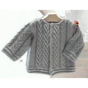 modele tricot layette tricot layette