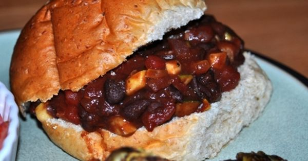 Black beans, Spicy and Sandwiches on Pinterest