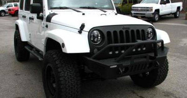 2016 Jeep Wrangler Unlimited Sahara For Sale In Medway Cars Com