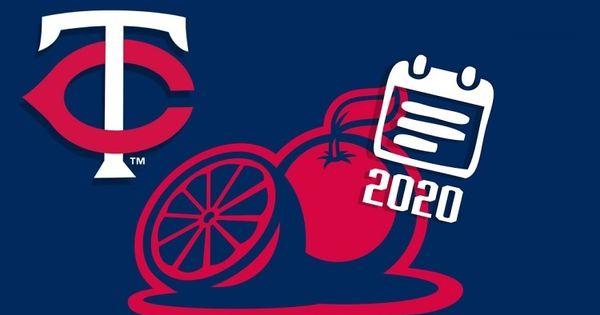 Minnesota Twins Spring Training Schedule 2020 Season Is Out Minnesota Twins Training Schedule Mlb Tickets