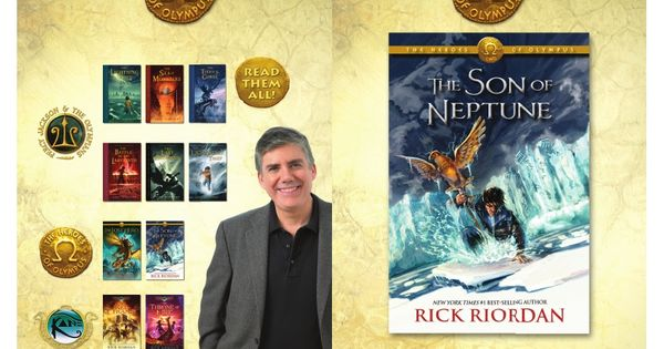 the heroes of olympus the son of neptune by rick