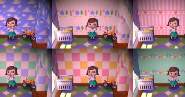 Pt With Images Animal Crossing Kids Room Wallpaper Animal