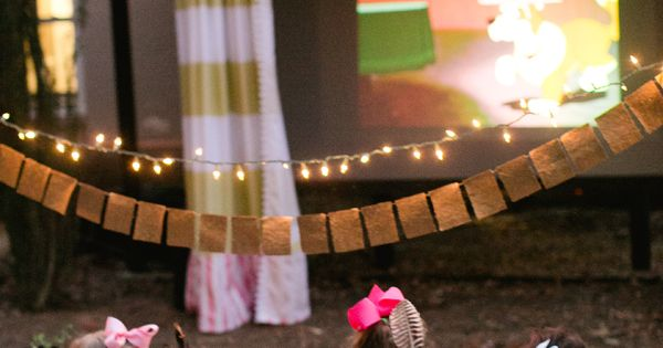 Super cute birthday party- click through for full post. For Nora's first