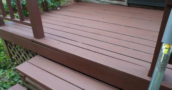Behr Deck Over Russet Porch Paint Behr Deck Over Colors Concrete Coatings