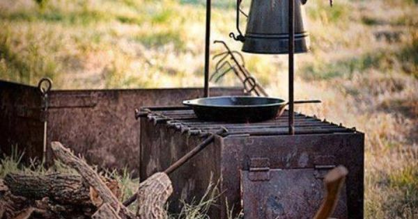Cowboy Outdoor Kitchen Sign Up To See The Rest Of What S