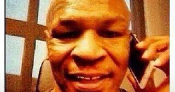 Tyson Methed Up: Thelfie. Mike Tyson Selfie.