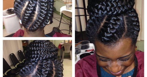 3 Goddess Braids Hairstyles: Twist, Braids, & Hairstyles