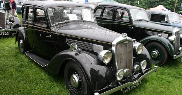 1937 Wolseley 14 56 With Images British Cars Vintage Trucks