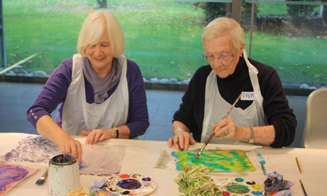 Prescribing Art For Older People Art Therapy Activities Art Therapy Therapy Activities