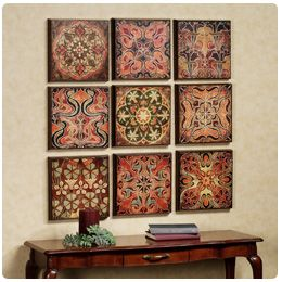 Tuscan Wall Decorations Tuscan Italian Style Home Decorating And