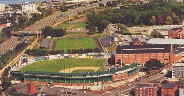 Hadlock Field Portland Sea Dogs Eastern League Aa Baseball Park Portland Maine Minor League Baseball