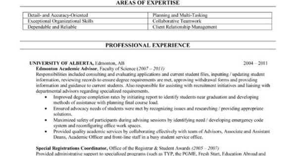 click here to download this academic advisor resume template