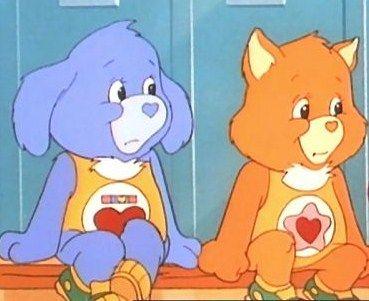 Care Bear Loyal Heart Dog