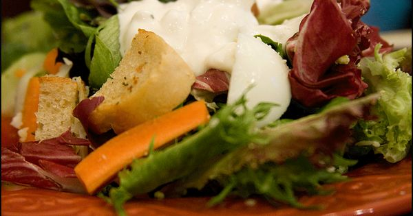 Blue cheese dressing, Blue cheese and Dressing on Pinterest