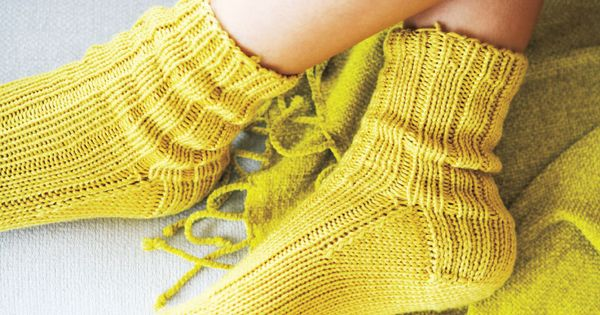 Knitting pattern: Weekend socks - Canadian Living (Pattern by Glenna C). Some