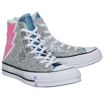 Converse White Polka Dot Chuck Taylor All Star 70 Ox