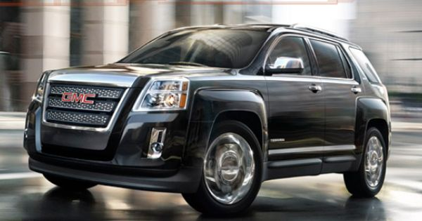 Gmc Terrain Maybe One Day Gmc Terrain Small Suv Suv