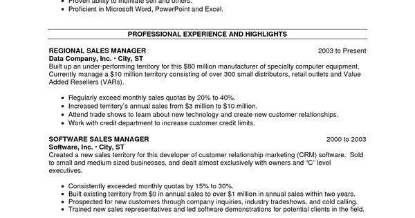 Copier Sales Resume Examples