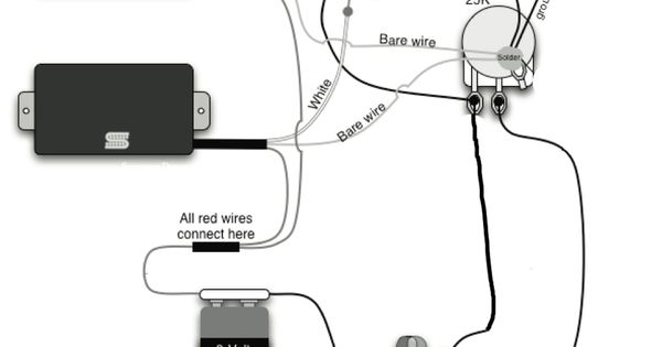 wiring diagram wiring diagrams pinterest guitars guitar building and tenor ukulele. Black Bedroom Furniture Sets. Home Design Ideas